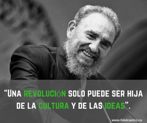 Fidel (Tomado de Cubadebate)